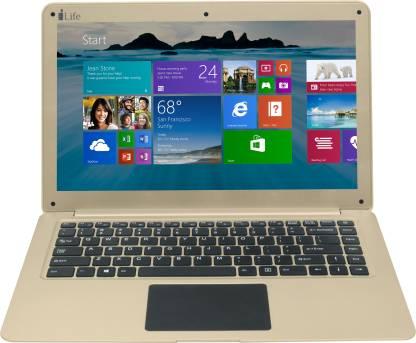 i-Life ZED Series Atom Quad Core - (2 GB/32 GB EMMC Storage/Windows 10 Home) ZED Air Laptop