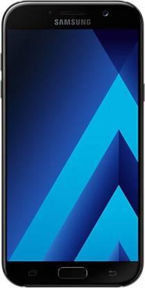 SAMSUNG Galaxy A7-2017 (Black Sky, 32 GB)