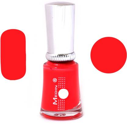 MEDIN DarkRed Nail-Polish Red