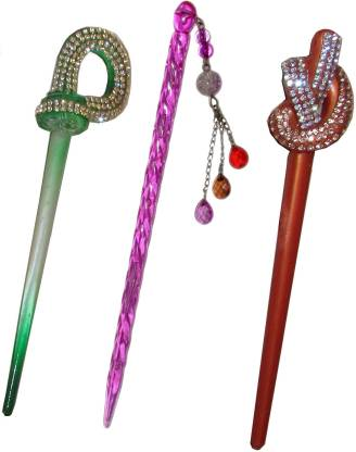 Yashasvi Juda Stick Hair Accessory Set