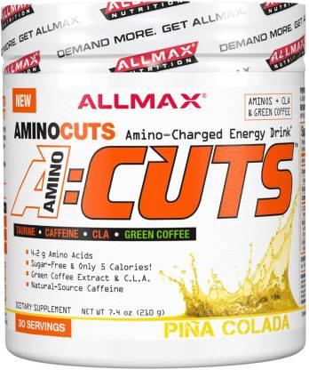 ALLMAX NUTRITION A=Cuts Nutrition Drink