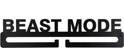 """Fitizen Beast Mode 18"""" Medal Hanger Medal"""