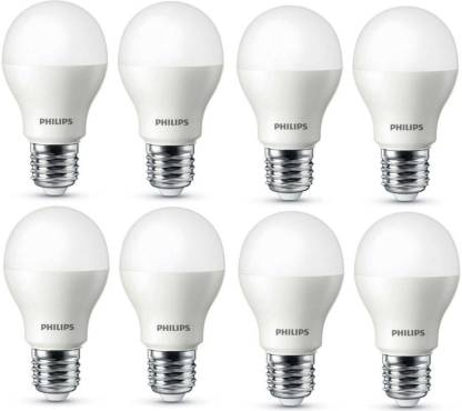 PHILIPS 7 W Standard E27 LED Bulb
