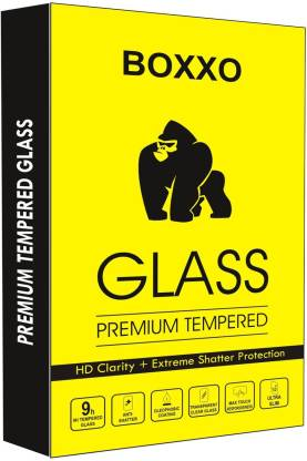 Boxxo Tempered Glass Guard for Samsung Galaxy S Duos 2 (7582)