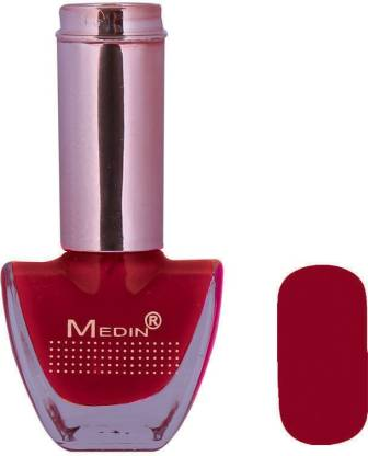 MEDIN 339_Nail_Paint_Red Red