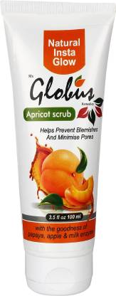 Globus Apricot & Walnut Polishing  Scrub