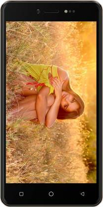KARBONN Aura Power 4G (Black, 8 GB)