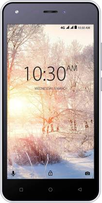 KARBONN Aura Power 4G+ (Grey, 16 GB/8 GB)