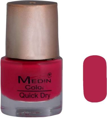 MEDIN Sharp_Nail_Paint_Red Red