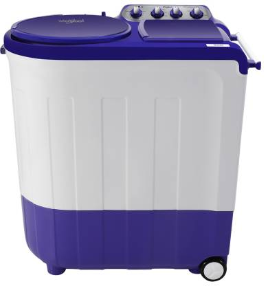 Whirlpool 8 kg Semi Automatic Top Load Purple