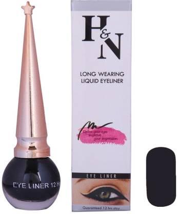 H & N Black Eyeliner for Girls 9 ml