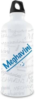 HOT MUGGS Me Graffiti - Meghavini Stainless Steel Bottle, 750 ml 750 ml Bottle