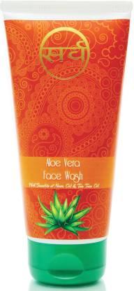 Sarv Aloe Vera Instant Fairness  Face Wash