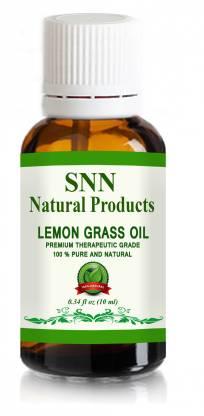 SNN NATURAL PRODUCTS Lemon Grass Oil (Cymbopogon Citratus or Cymbopogon Flexusosus)