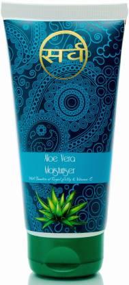 Sarv Aloe Vera Moisturiser For Dry, Dehydrated Skin