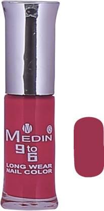 MEDIN Antique_Nail_Paint_Pink Pink