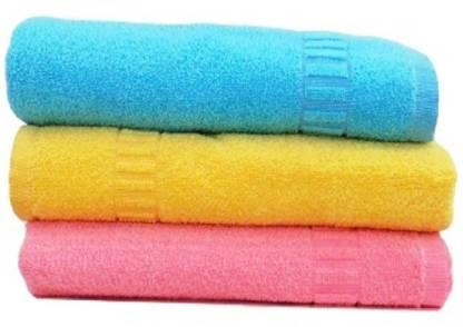 DR Terry Cotton 400 GSM Bath Towel Set
