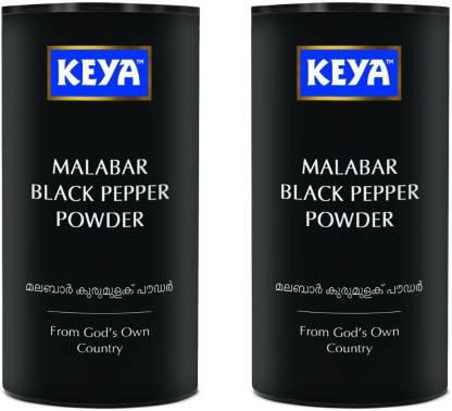 keya Malabar Black Pepper (Pack of 2)