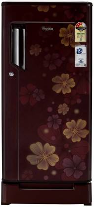 Whirlpool 185 L Direct Cool Single Door 3 Star Refrigerator with Base Drawer