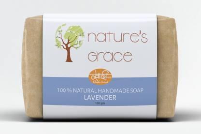 Nature's Grace Handmade Lavender Soap