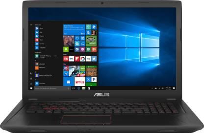 ASUS Core i7 7th Gen - (8 GB/1 TB HDD/128 GB SSD/DOS/4 GB Graphics/NVIDIA GeForce GTX 1050) FX553VD-DM628 Gaming Laptop