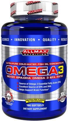 ALLMAX NUTRITION OMEGA-3