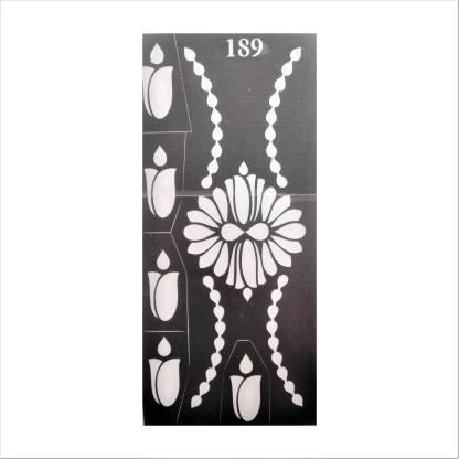 ARR Henna Stencils HS 189