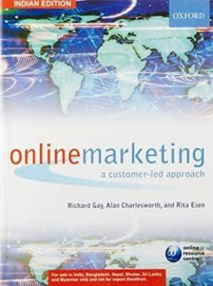 Online Marketing: A Customer-Led Approach 11th  Edition
