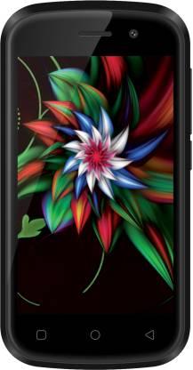 M-tech ACE 4G (Black & Red, 8 GB)