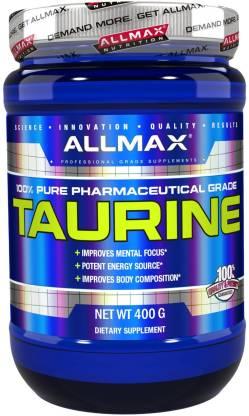 ALLMAX NUTRITION TAURINE Nutrition Drink