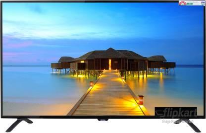 Onida 138.78cm (54.64 inch) Ultra HD (4K) LED Smart TV