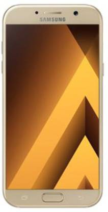 SAMSUNG Galaxy A7-2017 (Gold Sand, 32 GB)