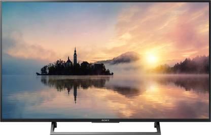 SONY BRAVIA X7002E Series 163.9 cm (65 inch) Ultra HD (4K) LED Smart TV