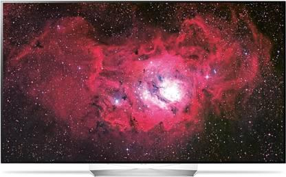 LG OLED 139 cm (55 inch) OLED Ultra HD (4K) Smart TV