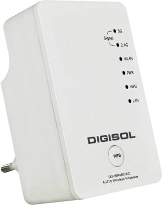 Digisol DG WR4801AC Router   White  Digisol Routers
