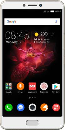 Infinix Note 4 (Champagne Gold, 32 GB)