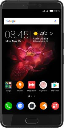 Infinix Note 4 (Milan Black, 32 GB)