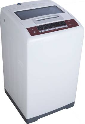 Carrier Midea 6.2 kg Fully Automatic Top Load White