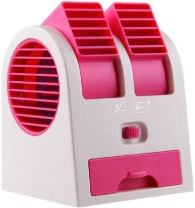 Branded Mini Cooler Tower Fan