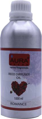 AuraDecor Romance Reed Diffuser Oil