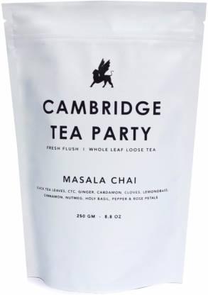 Cambridge Tea Party 8 Spices Masala Tea Vacuum Pack