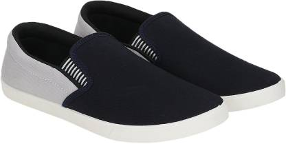Chevit Men's PM Blue Casual Loafers and Moccasins (Casual Shoes) Loafers For Men