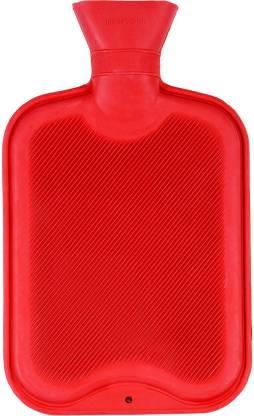 Orizon both side ribbed Non-electric 2 L Hot Water Bag