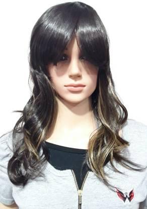 Air Flow Long Hair Wig