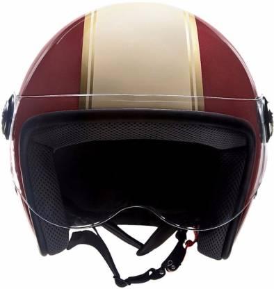 ROYAL ENFIELD Op Jet - Classic Tank Visor Motorbike Helmet