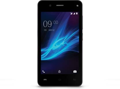 LAVA A44 4G with VoLTE (Black, 8 GB)