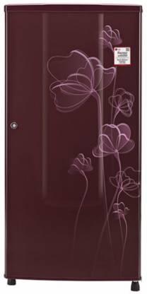 LG 185 L Direct Cool Single Door 1 Star Refrigerator