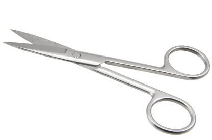 Majik Salon & Parlour Stainless Steel Eyebrow Scissors Scissors