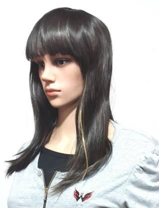 Air Flow Medium Hair Wig