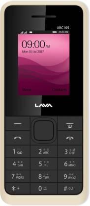 LAVA ARC 105 (Gold, 512 MB)